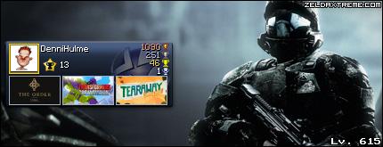 DenniHulmes GamerCard